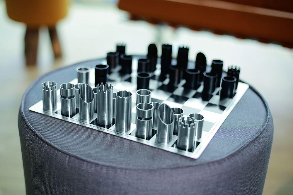 Шахматы Philippi - 3